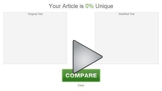 Sprawdzanie Duplicate Content