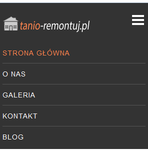 Strona główna - responsive